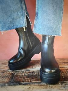 Bilde av Sort - CLOUDS Boots