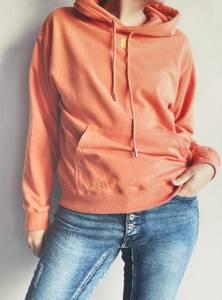 Bilde av Orange - HugMe Hettegenser