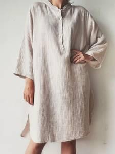 Bilde av Kit - Dune Lang Skjorte