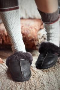 Bilde av Brun - Lune01 Slippers