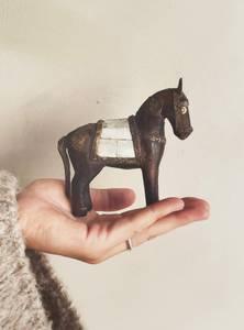 Bilde av Vintage Hest S No.6