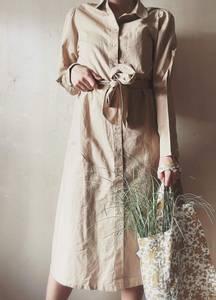 Bilde av Beige - Slfsybilla Kjole