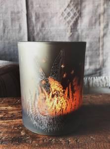 Bilde av Grå - Kanin Medium Lysglass